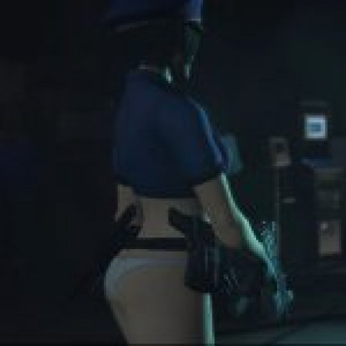 Ada Sexy Cop (Two Suits)