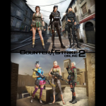 CSO2 Female Pack